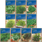 Kräuter-Set 10 Bio-Sorten  | Bio-Kräutersamen von Kiepenkerl