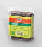 Kokos-Quelltabletten (Kokosquelltöpfe) 20 Stück | Kokos-Quelltabletten von Romberg