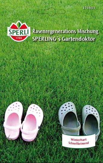 [STREICHUNG 2017] Sperli-Samen SPERLI's Gartendoktor Rasenregenerationsmischung, 250g