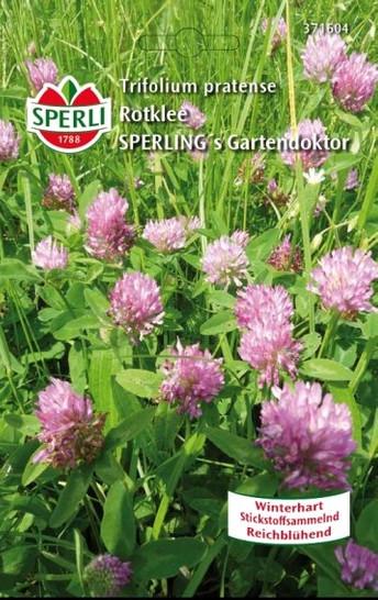 Sperli-Samen SPERLI's Gartendoktor Rotklee, 250g