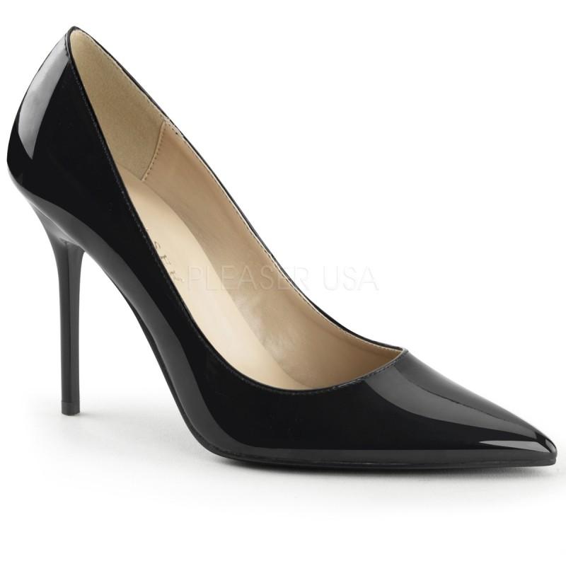 Pleaser Classique-20 sexy spitze 10cm High-Heels Pumps 35-48