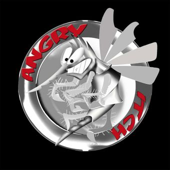 Angry Itch - 10-Loch Gothic Punk Army Ranger Armee Leder Schwarz Stiefel mit Stahlkappe - Größen 36-48 - Made in EU! - Thumb 7