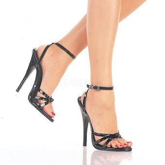 Pleaser Domina-108 - Sexy extreme Fetisch Sandaletten High Heels 35-45 - Thumb 2