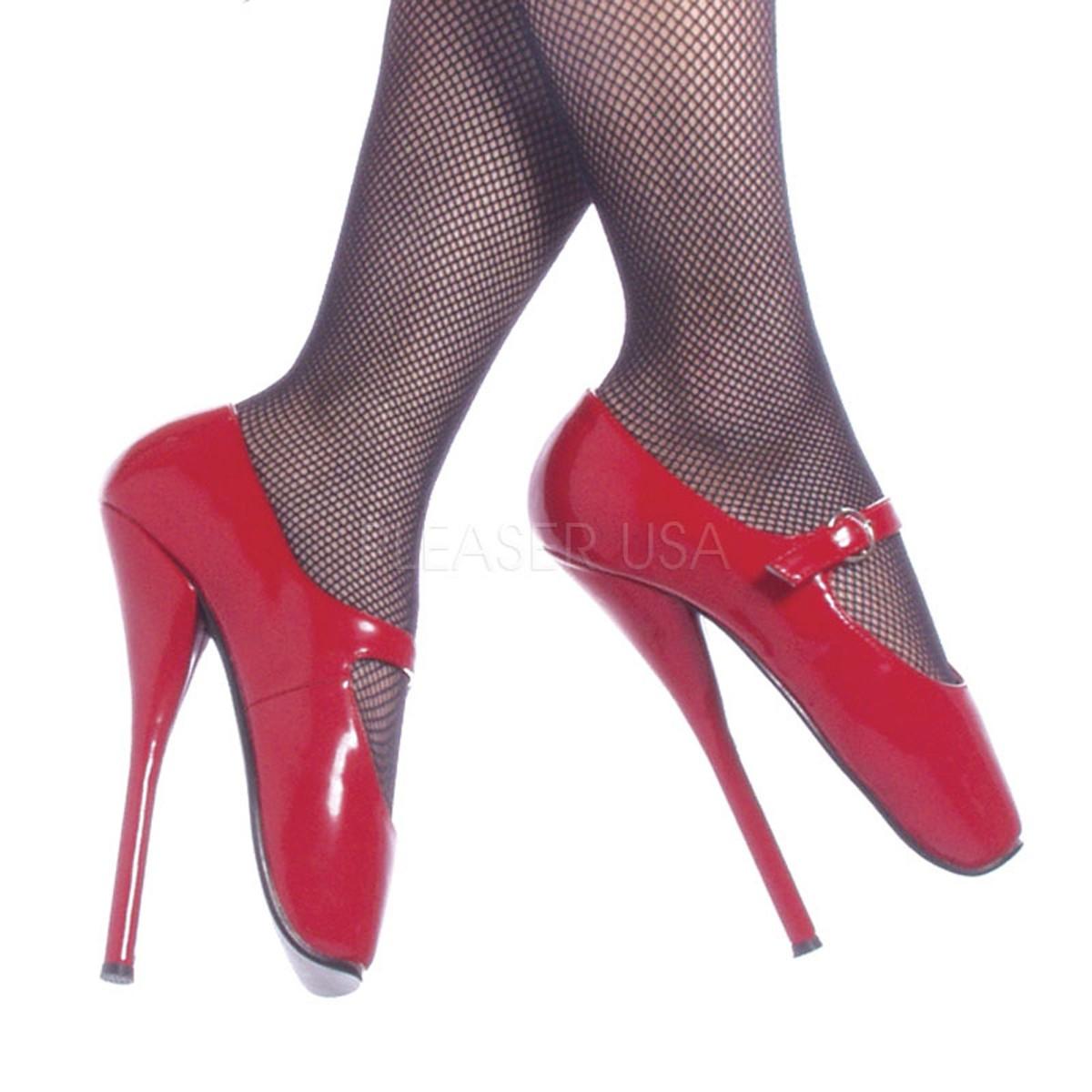 Devious Ballet-08 - extreme Fetisch High Heels 36-46