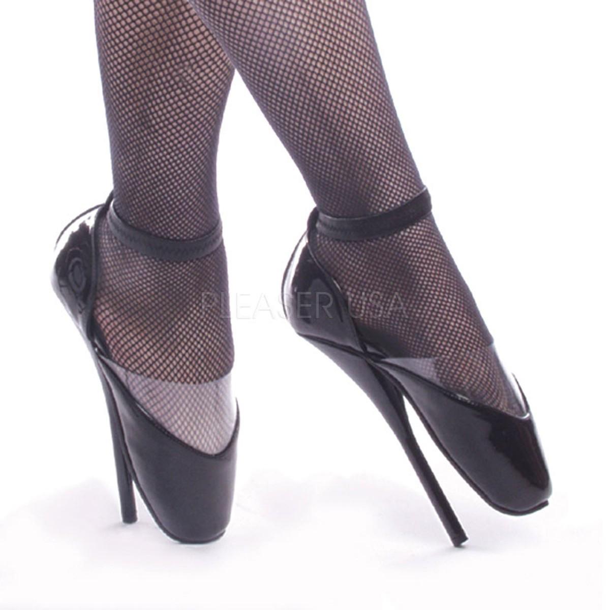 Devious Ballet-12 - extreme Fetisch High Heels 36-46