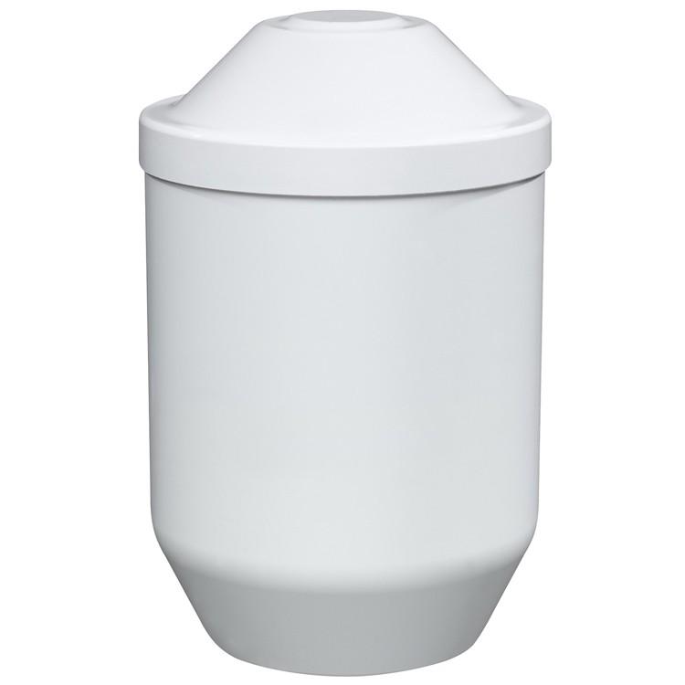 Bio-Tec³-Urne ohne Motiv, weiß: 282 mm, ø = 190 mm