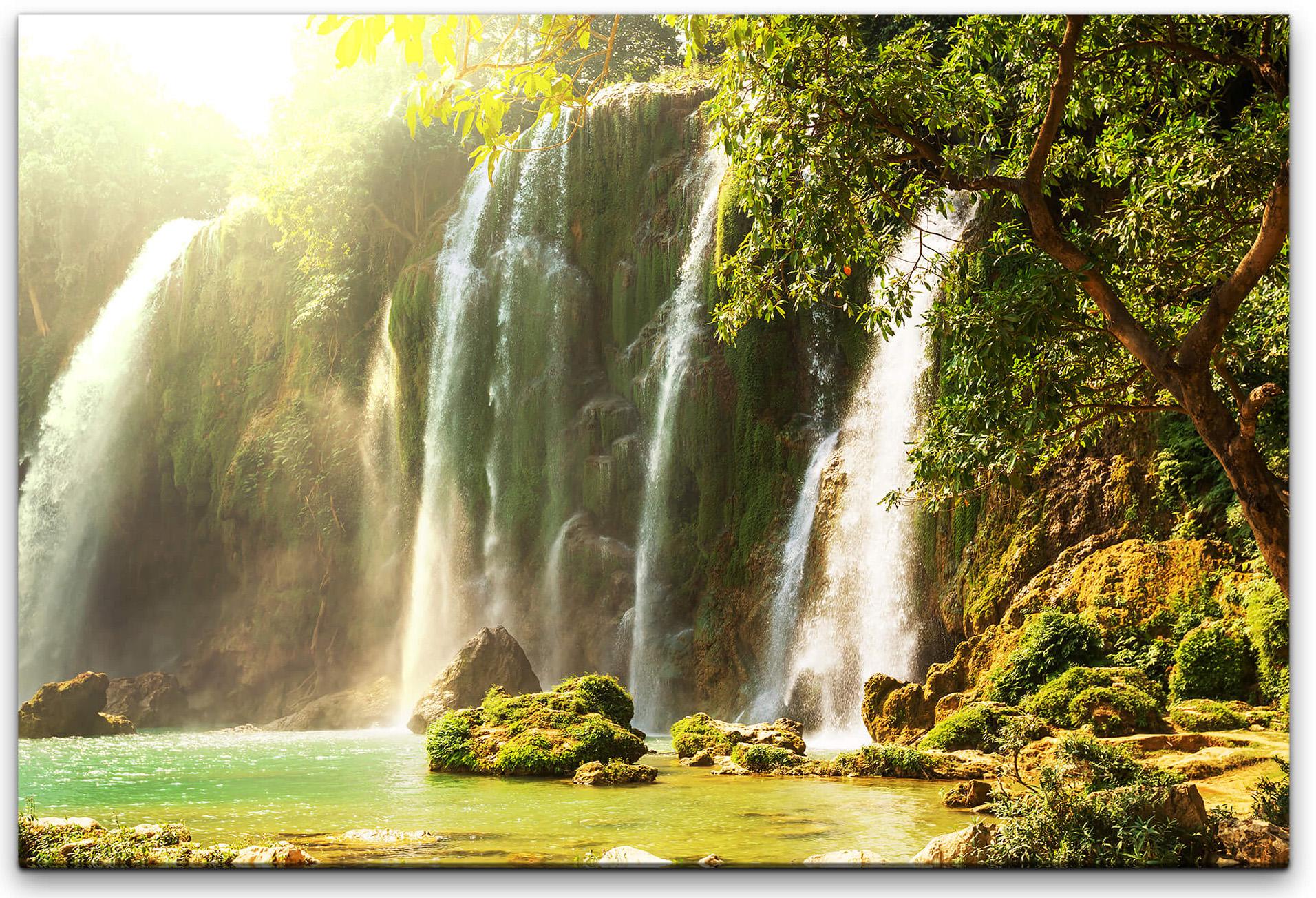 Vietnamesischer Wasserfall