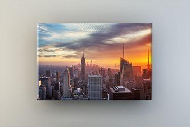 Blick über New York – Bild 1