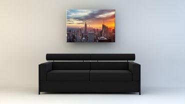 Blick über New York – Bild 3