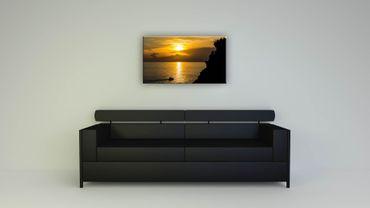 Coucher du soleil à Manarola – Bild 3
