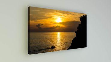 Coucher du soleil à Manarola – Bild 2