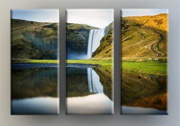 Cascade Skogafoss Islande - 2020141972 – Bild 1
