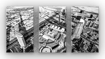 Dubai Luftaufnahme 2 – Bild 1