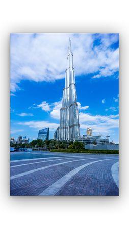Dubai Burj Khalifa – Bild 1