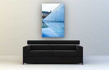 Louvre reflet - 2020142230 – Bild 2