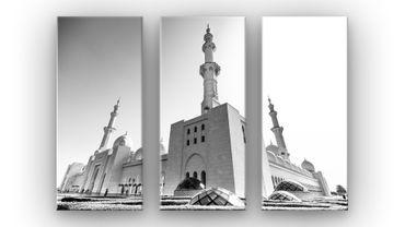Scheich-Zayid-Moschee Abu Dhabi – Bild 1