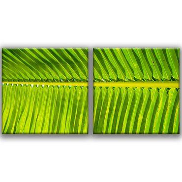 Ihr Foto als 2-teiliges Leinwandbild - 2:1 Format – Bild 1