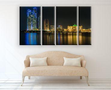 Abu Dhabi Skyline – Bild 2