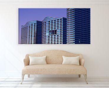 Las Vegas Fassaden in der Morgensonne – Bild 2