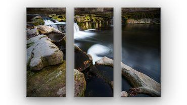 Affenschlucht Wasserfall 3 – Bild 1