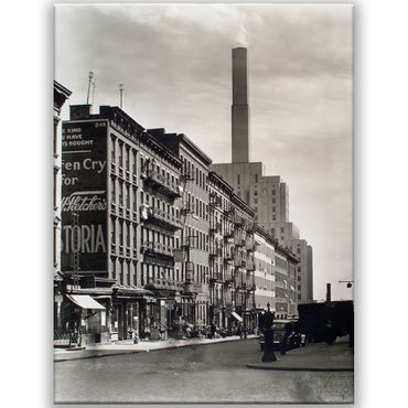 Industrie NYC Retro – Bild 1