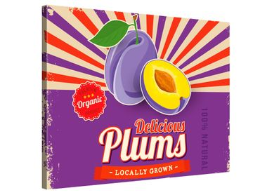 Delicious Plums