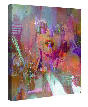 Modern Art Girl 3