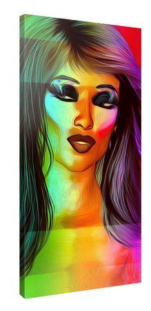 Modern Art Girl 14
