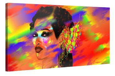 Modern Art Girl 16