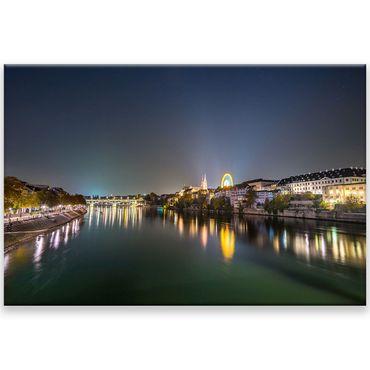 Basel bei Nacht 4 – Bild 1