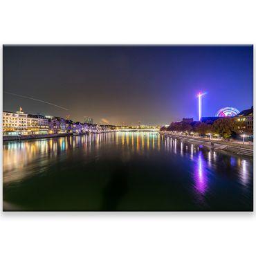 Basel bei Nacht 5 – Bild 1