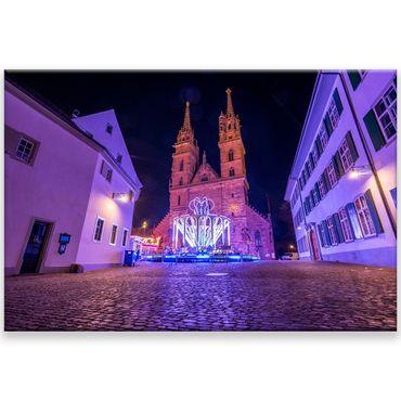 Basel bei Nacht 7 – Bild 1