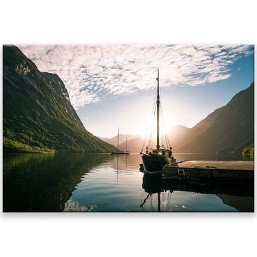 Norwegen Boot – Bild 1