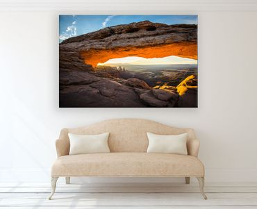 Limited Edition USA Canyonlands Arch – Bild 2
