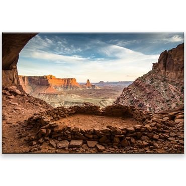 Limited Edition USA Canyonlands Kiva – Bild 1