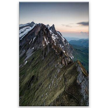 Schweiz Appenzell Alpstein – Bild 1