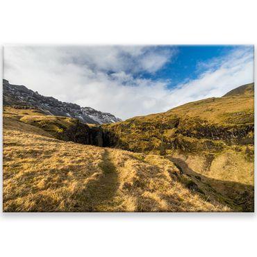 Berglandschaft Island 2 – Bild 1