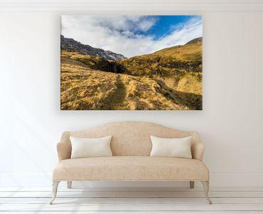 Berglandschaft Island 2 – Bild 2