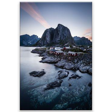 Norwegen Hamnoy – Bild 1