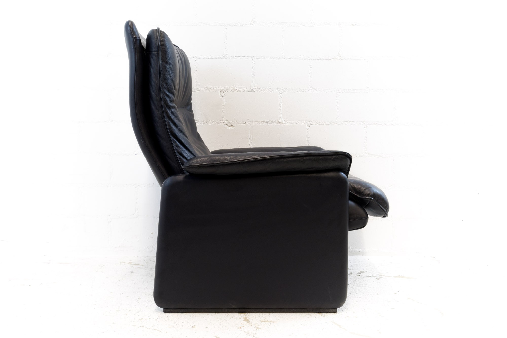 de sede sessel leder. Black Bedroom Furniture Sets. Home Design Ideas