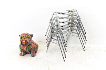 Stacking Base für Eames Chair Wide Mount