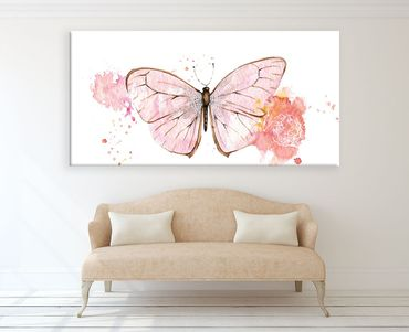 Papillon Watercolor Design 2020159426 – Bild 2