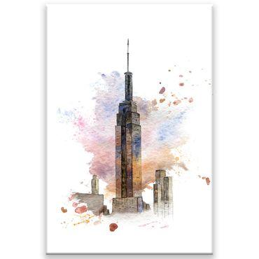 New York Watercolor Design 2020159555 – Bild 1