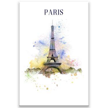 Paris Watercolor Design 2020159556 – Bild 1