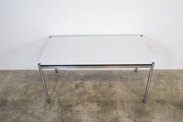 USM Haller Tisch 150x75 cm Perlgrau – Bild 3