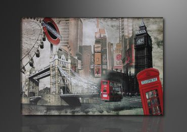 London collage - 3005176 – Bild 1