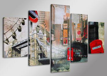 London City Collage – Bild 1
