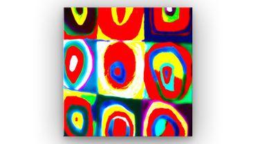 """Inspired by Kandinsky"" 28 – Bild 1"
