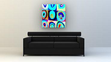 """Inspired by Kandinsky"" 30 – Bild 2"