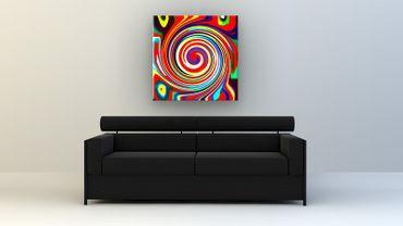 """Inspired by Kandinsky"" 42 – Bild 2"